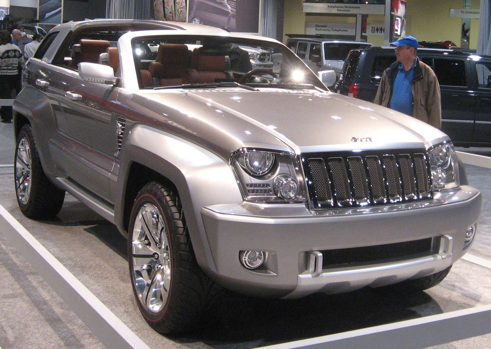 Jeep Trailhawk #8998637