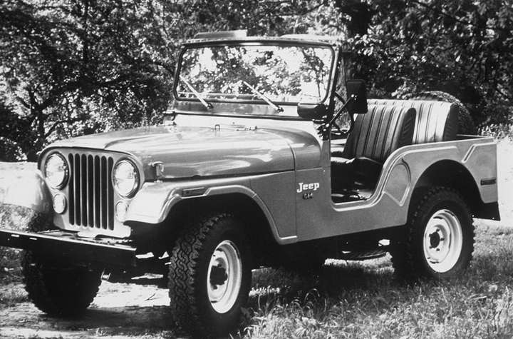 Jeep Willys #8198524