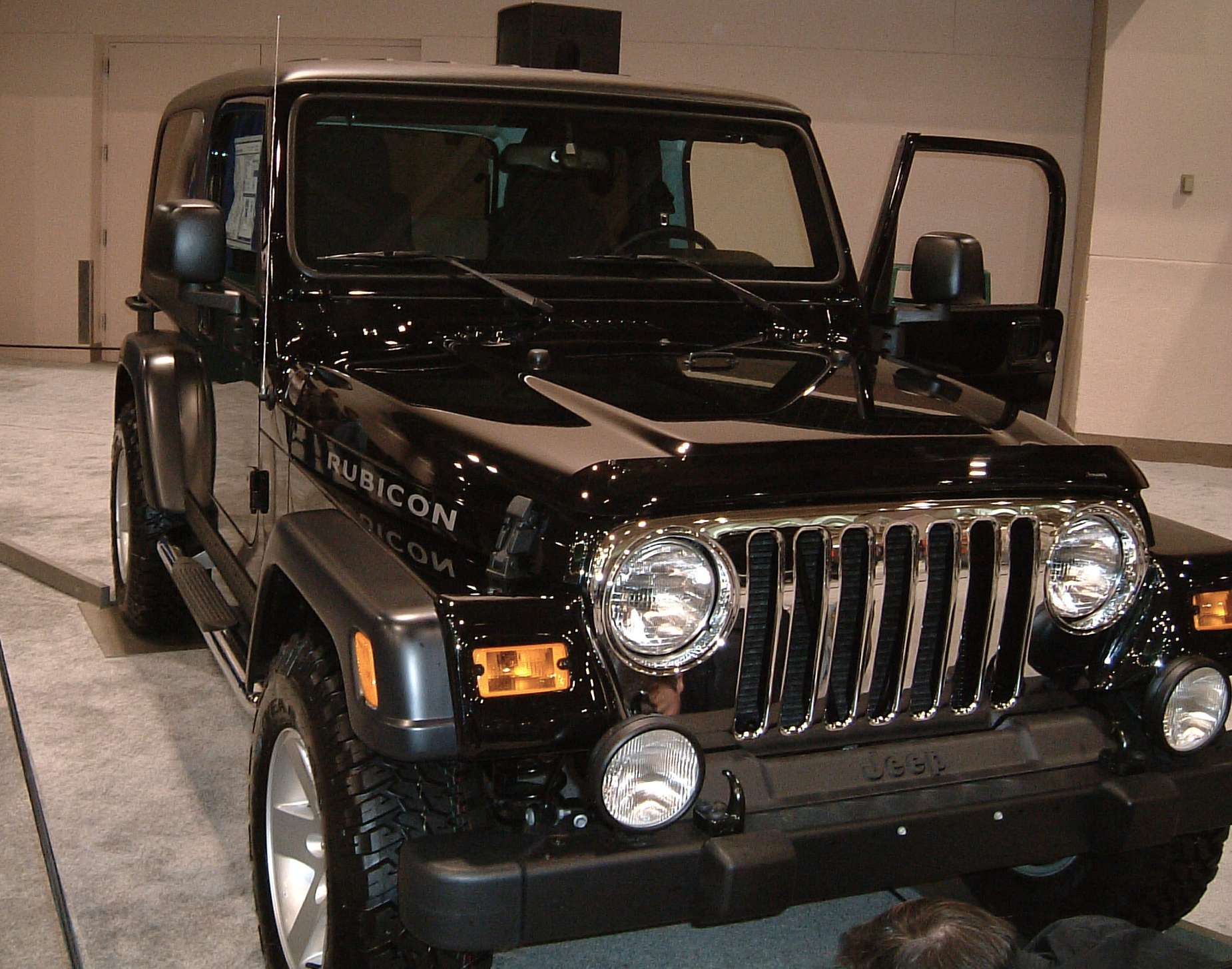 Jeep Wrangler Rubicon #7493899