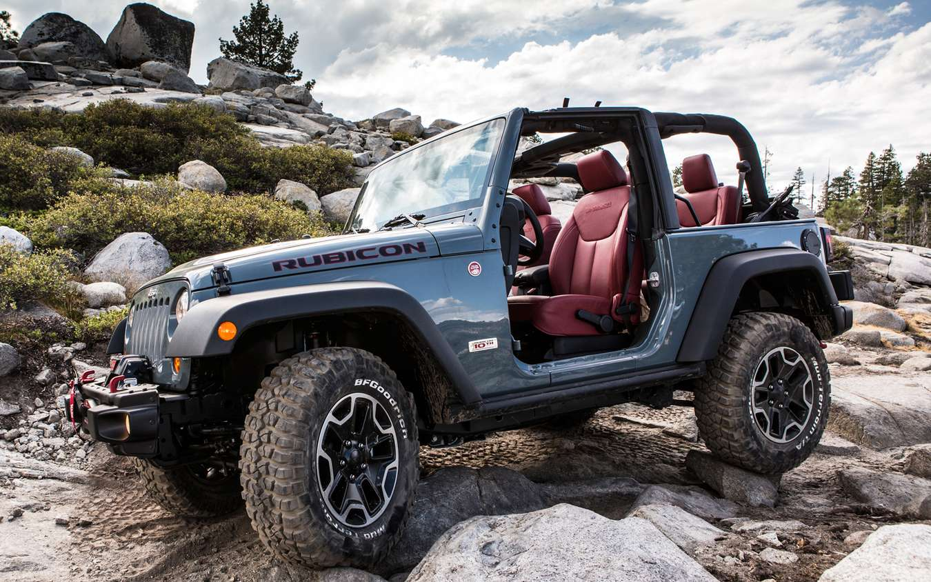 Jeep Wrangler Rubicon #9737384