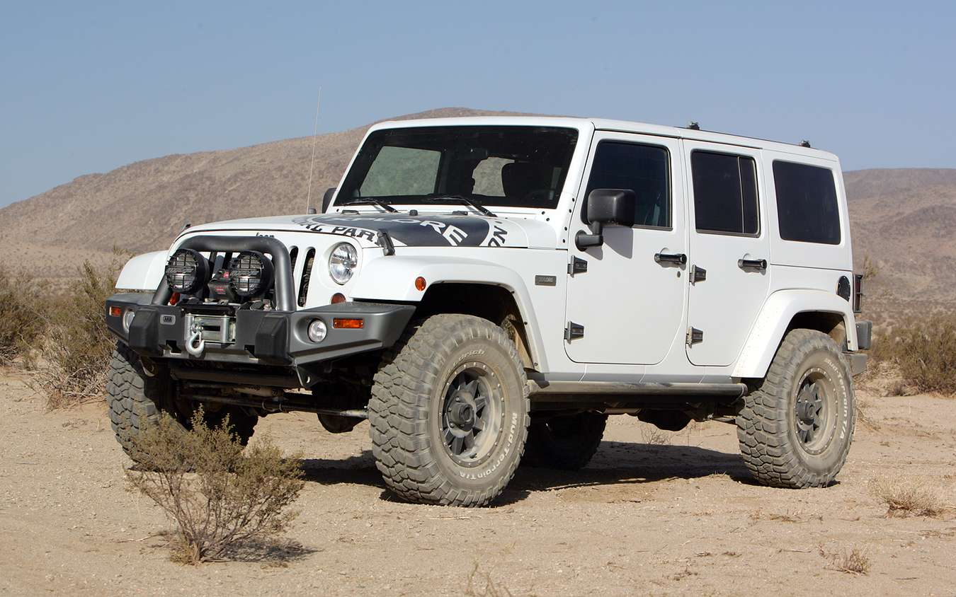Jeep Wrangler Unlimited #9679231