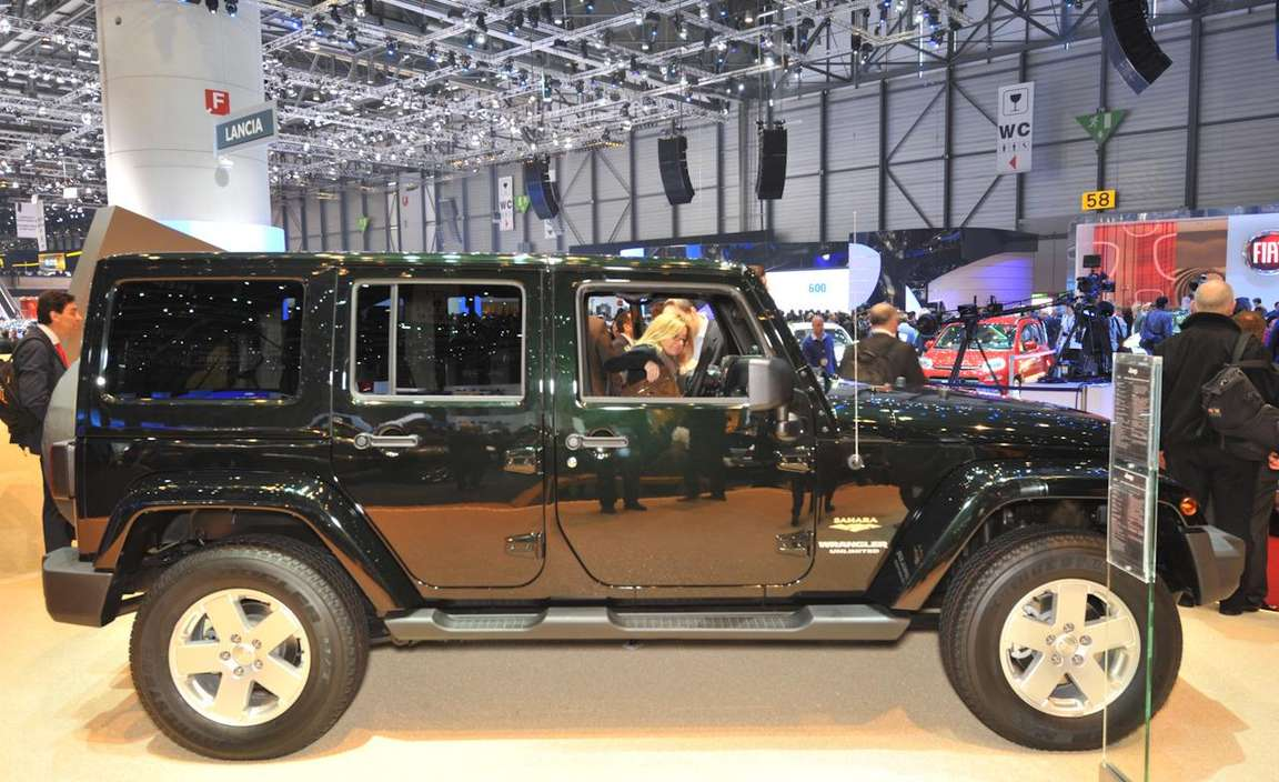 Jeep garage 2015 autos post for Garage jeep poitiers