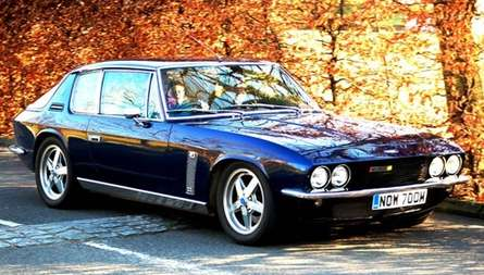 Jensen Interceptor #9203227