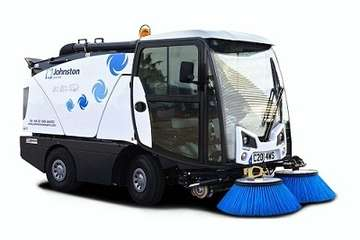 JOHNSTON Sweepers #8626426