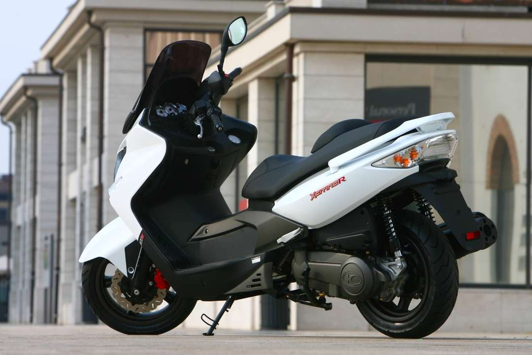Kymco Xciting #9336908