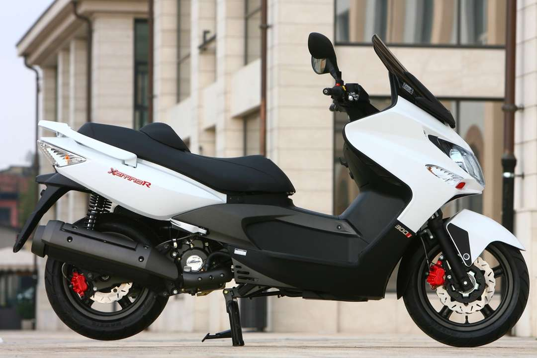 Kymco Xciting #9219031