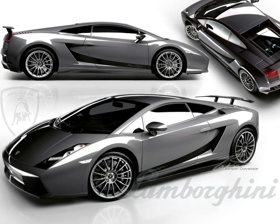 Lamborghini Gallardo Superleggera #8385297