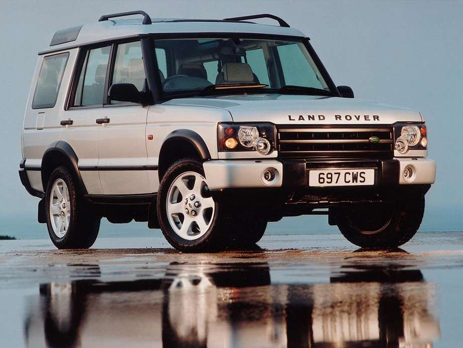 Land Rover Discovery #8161494