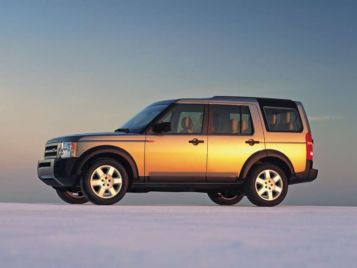 Land-Rover Discovery #9718130
