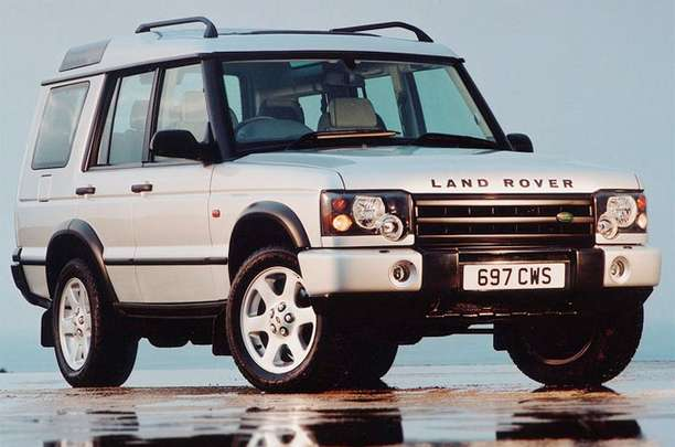 Land-Rover Discovery #8703191