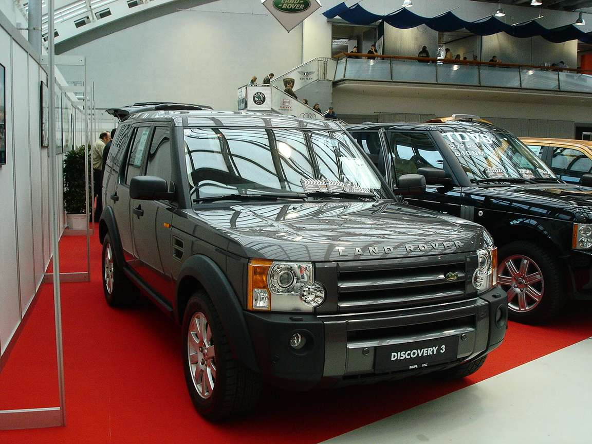 Land Rover Discovery 3 #9901819