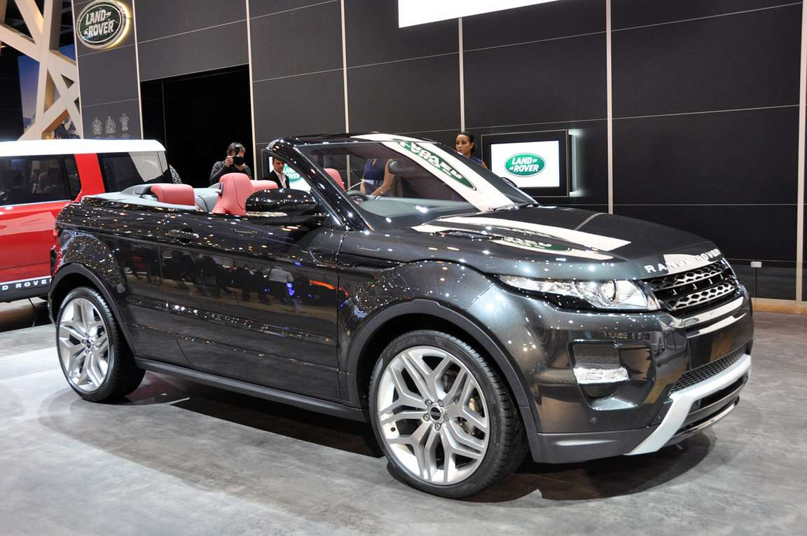 range rover evoque xl seven places version. Black Bedroom Furniture Sets. Home Design Ideas