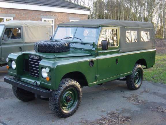 Land Rover Series 3 #7439860