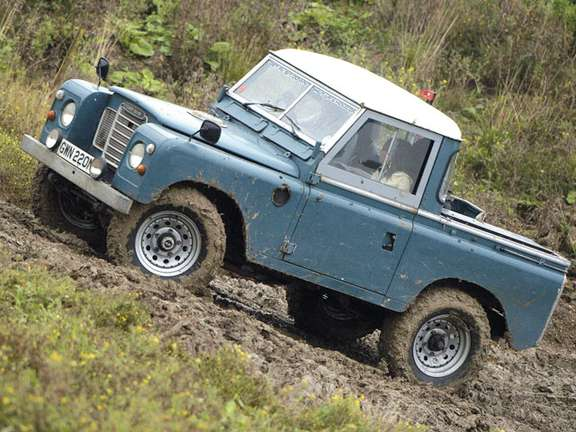Land Rover Series 3 #7868079