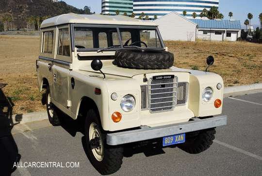 Land Rover Series 3 #7433961