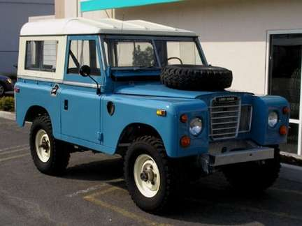 Land Rover Series 3 #9339879