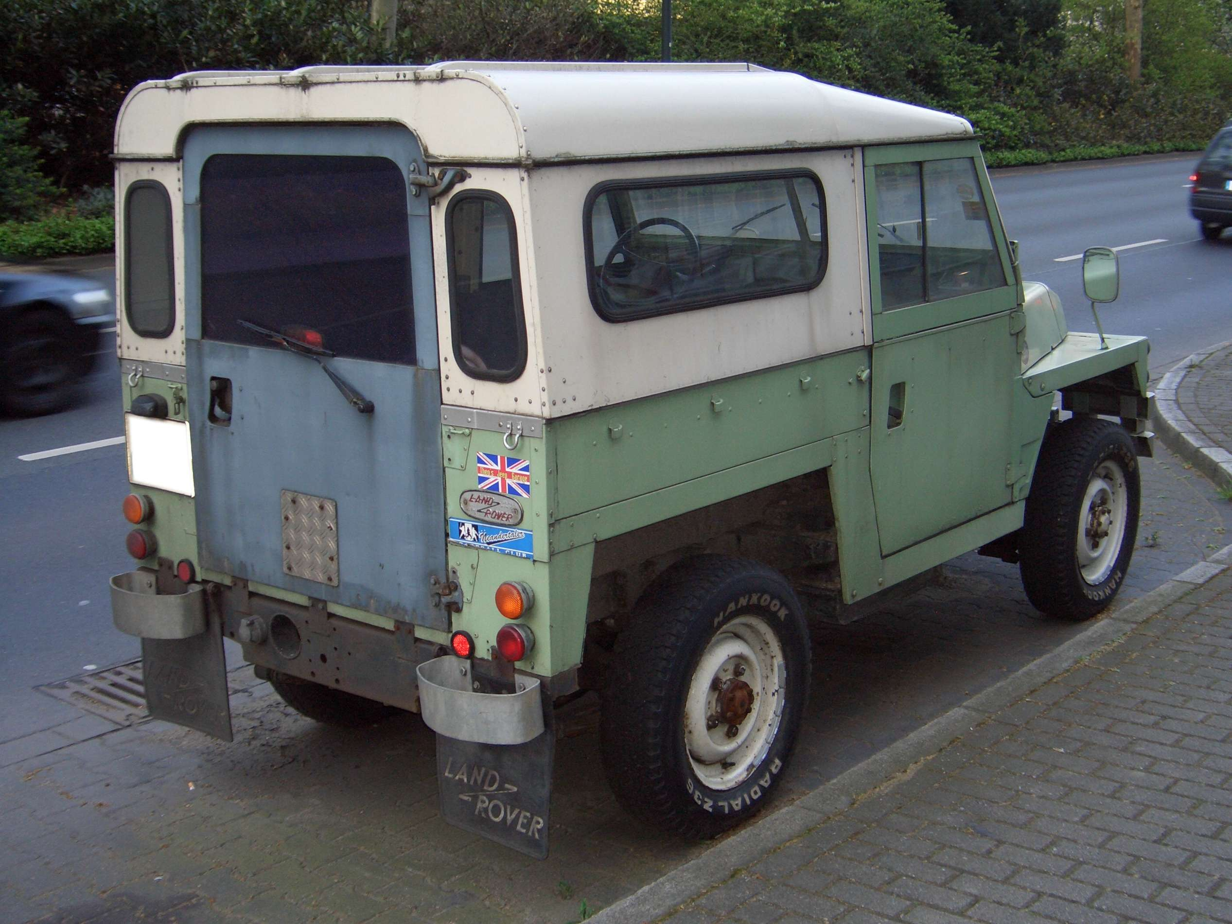 Land Rover Series 3 #9492596