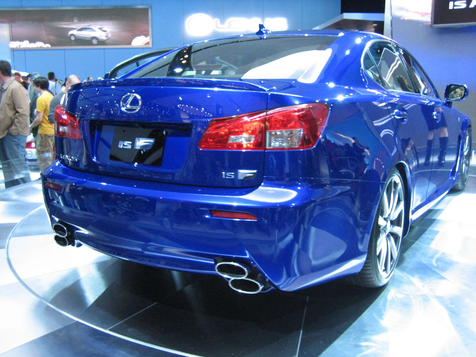Lexus IS-F #7993287