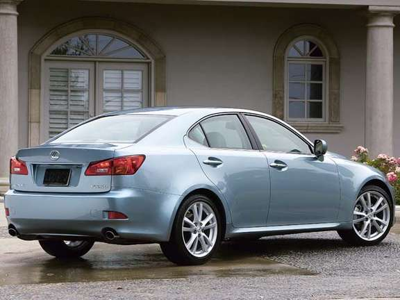 Lexus IS250 #8751347