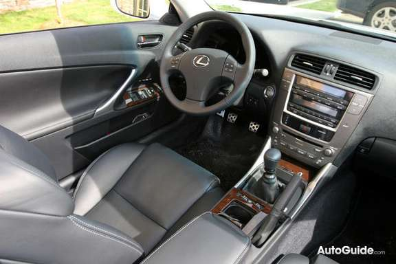 Lexus IS250 #9260124