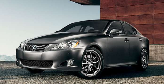 Lexus IS250 #9630203