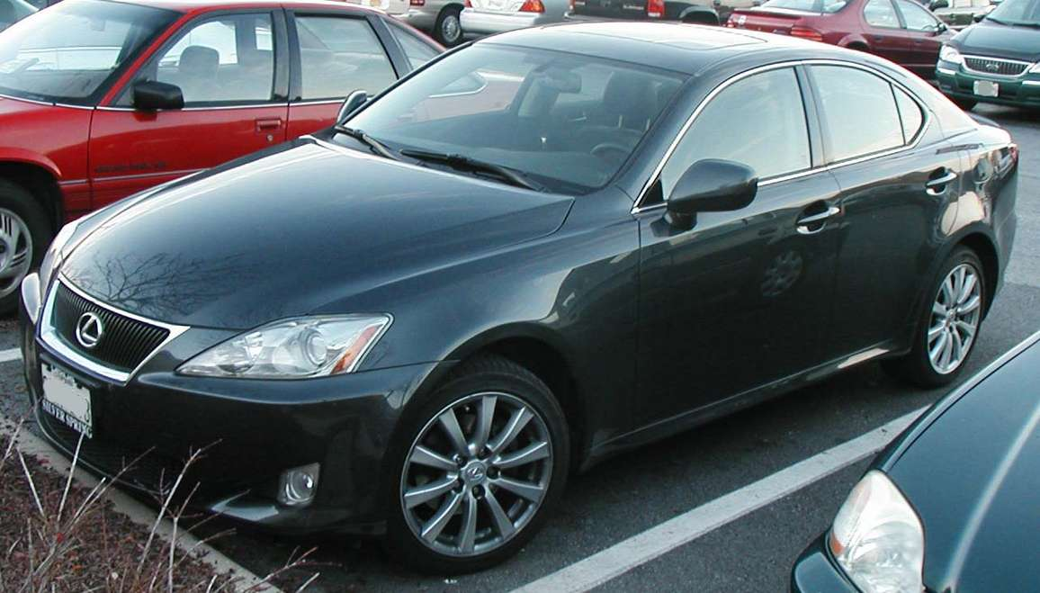Lexus IS250 #7473313