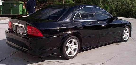 Lincoln LS #7228336