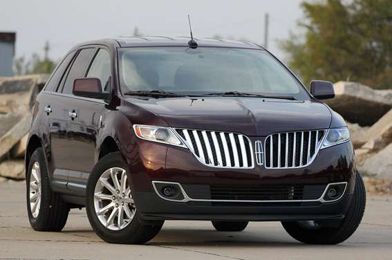 Lincoln MKX #9270138