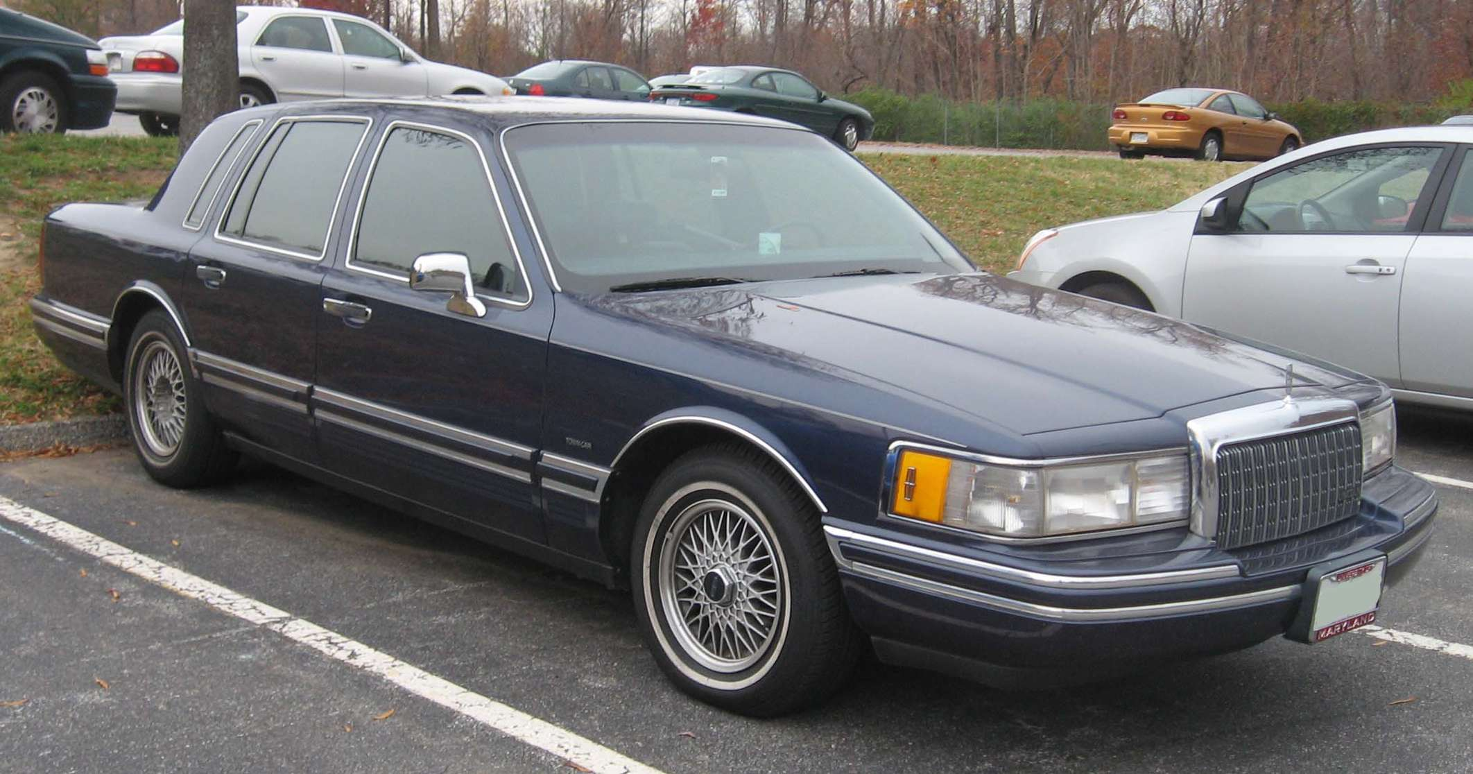 Lincoln Towncar #9320478