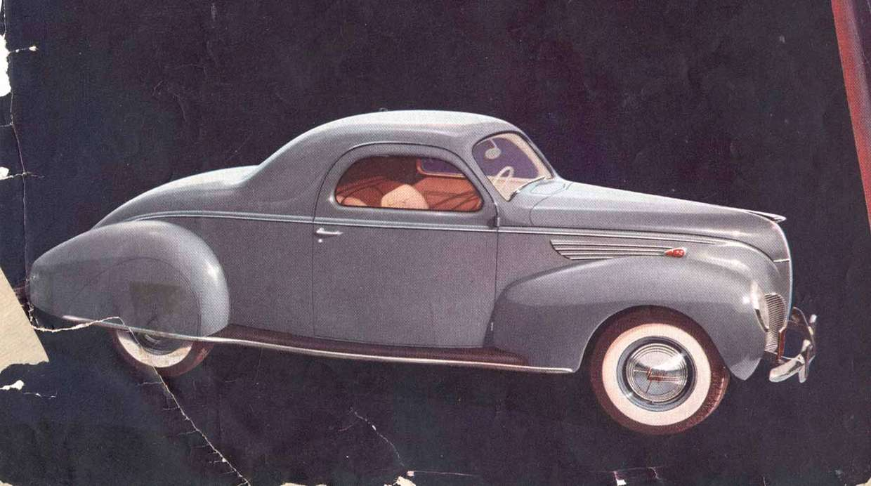 Lincoln Zephyr #8639025