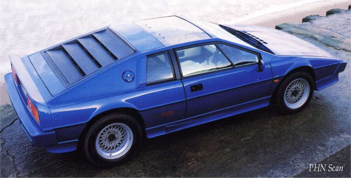 Lotus Esprit Turbo #9130288