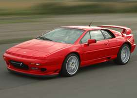 Lotus Esprit Turbo #8809096
