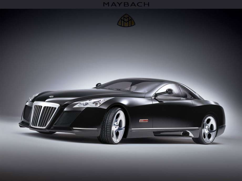 Maybach Exelero #7844209