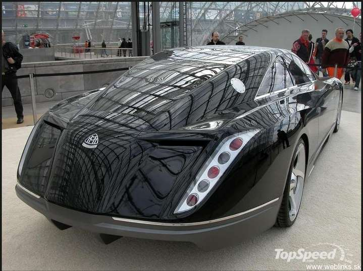 Maybach Exelero #8479148