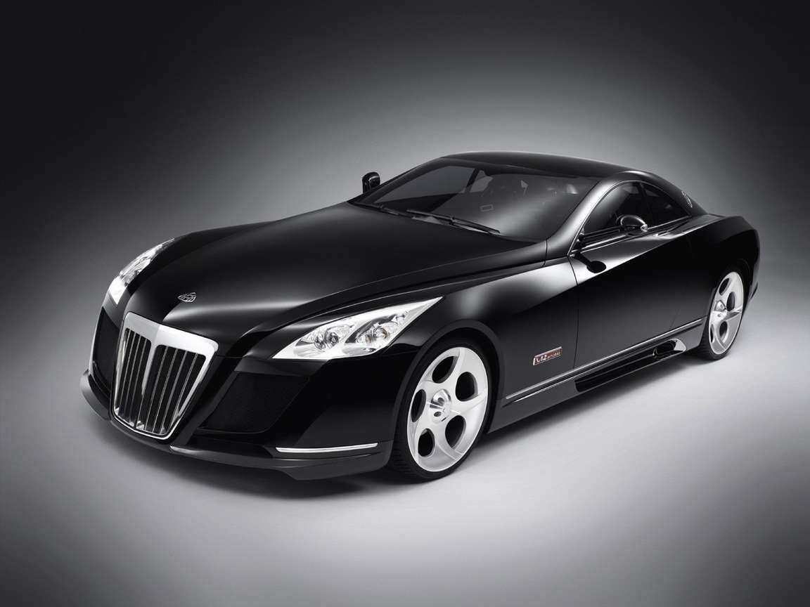 Maybach Exelero #8174816