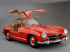 Mercedes-Benz 300SL #8437291