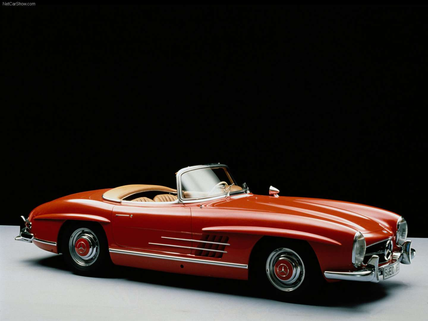 Mercedes-Benz 300SL #9668211