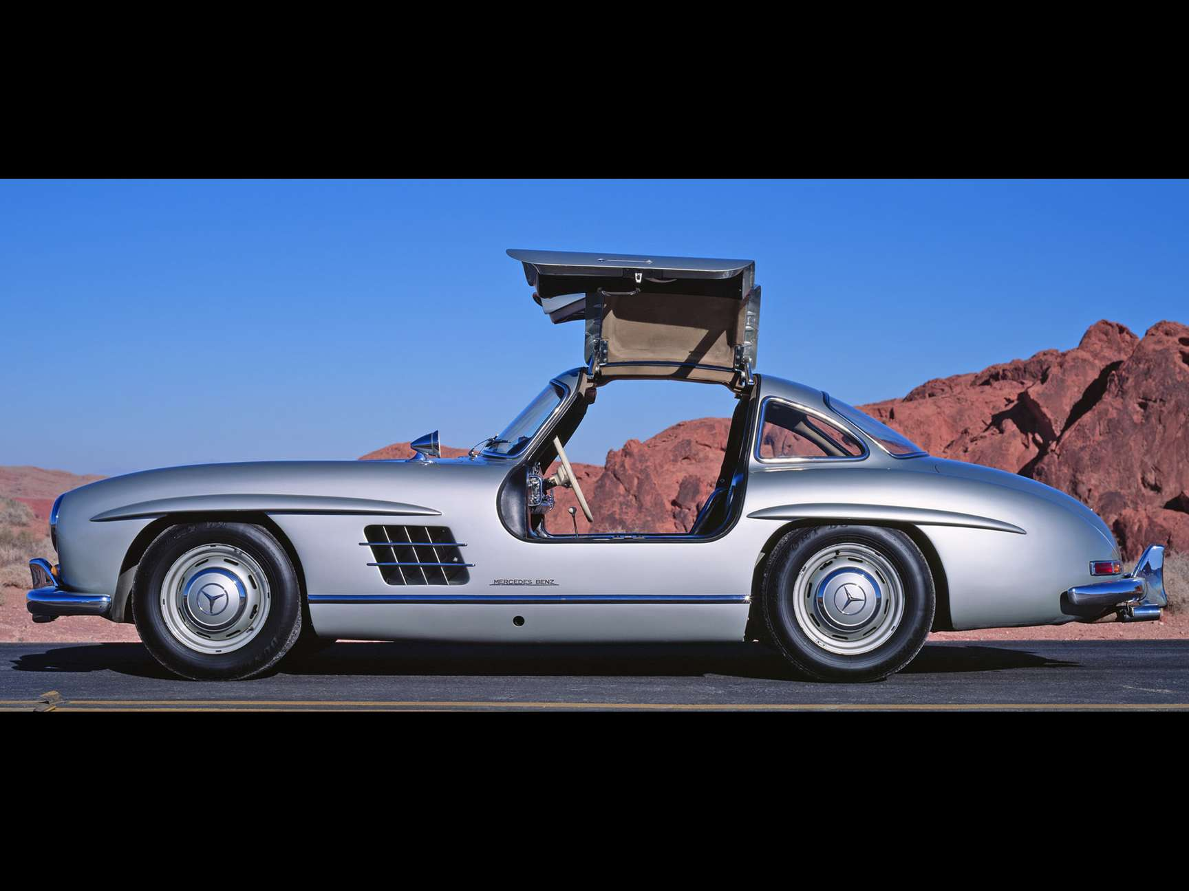 Mercedes-Benz 300SL #7481198