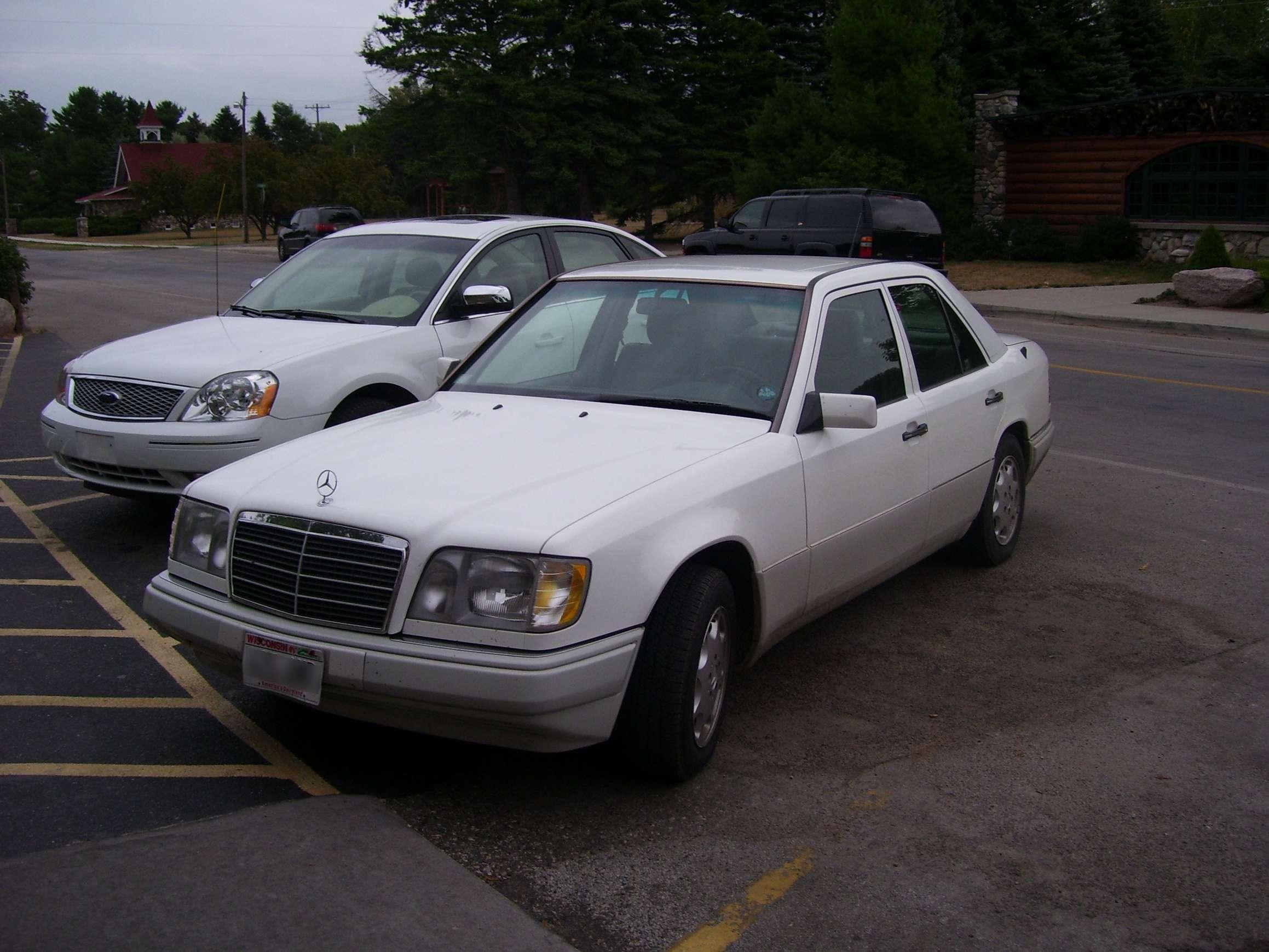 Mercedes benz e320 7264840 for E320 mercedes benz