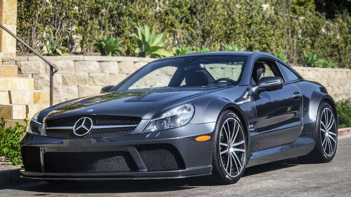 Mercedes Benz SL65 #7938331