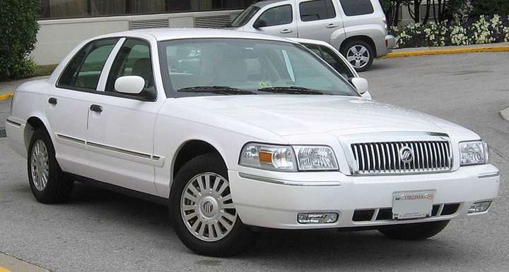 Mercury Grand Marquis #7503223
