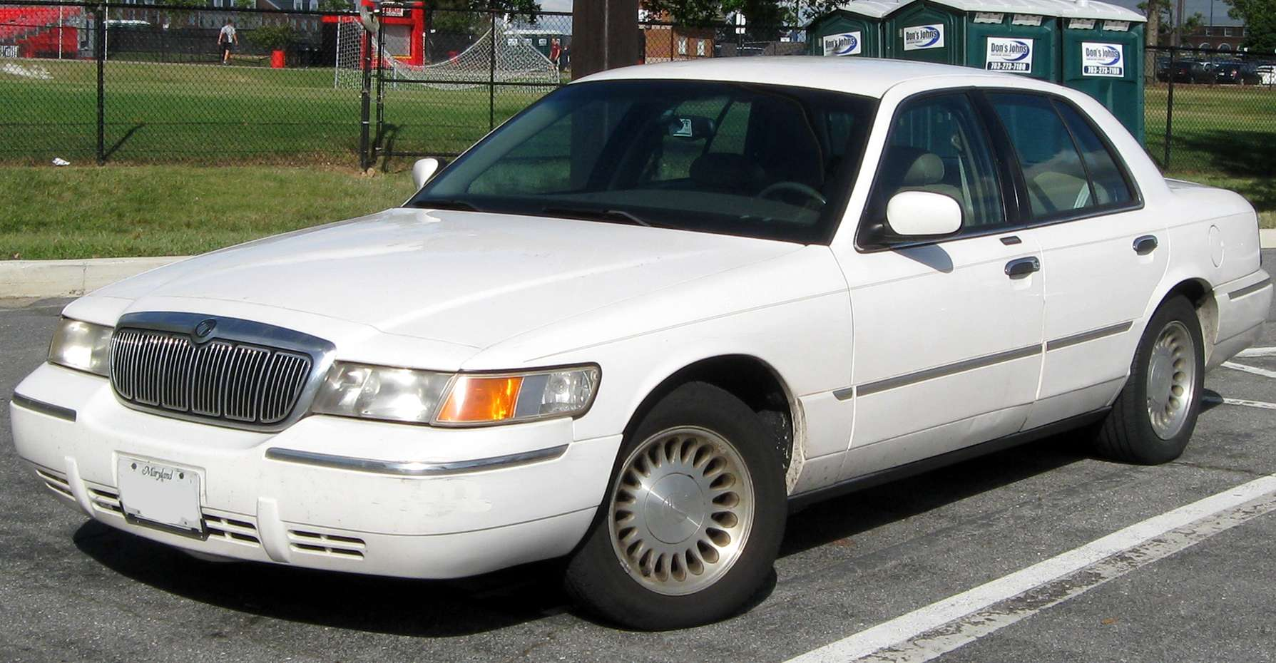 Mercury Grand Marquis #9425701