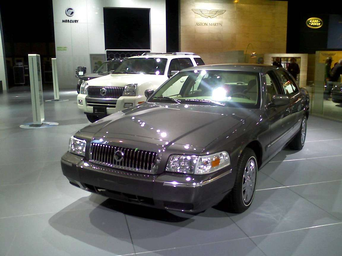 Mercury Grand Marquis #9711405