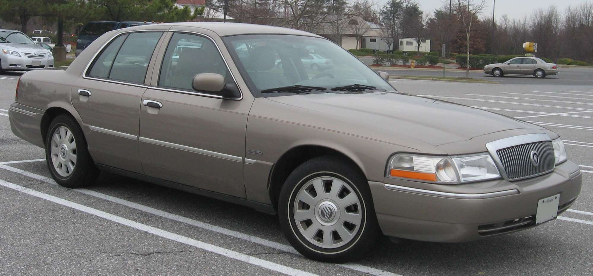 Mercury Grand Marquis #7697187