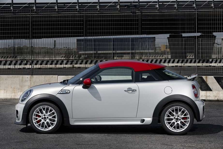 Mini Cooper Coupe #8026825