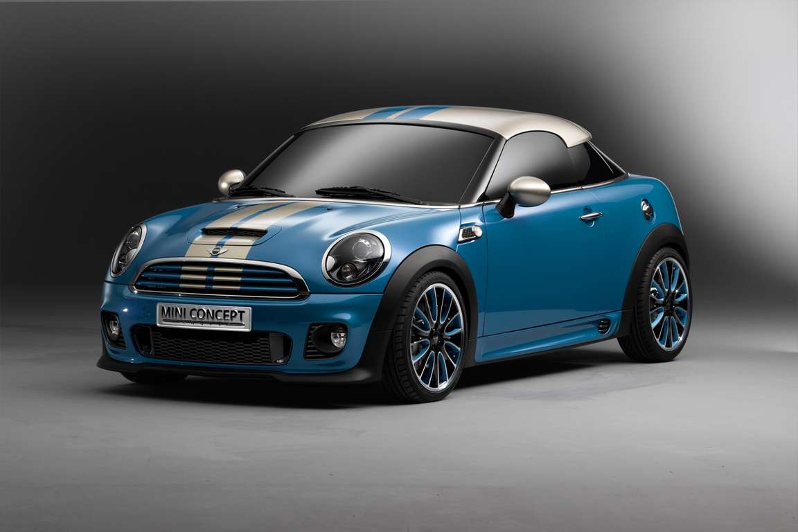 Mini Cooper Coupe #7457690