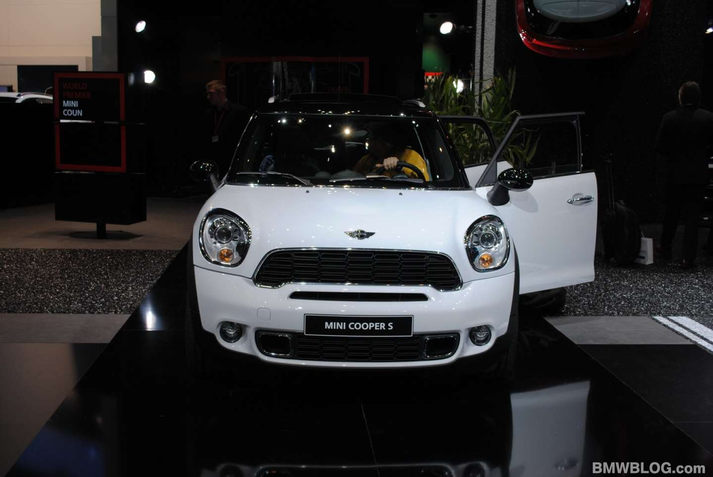 Mini One Countryman #9387544