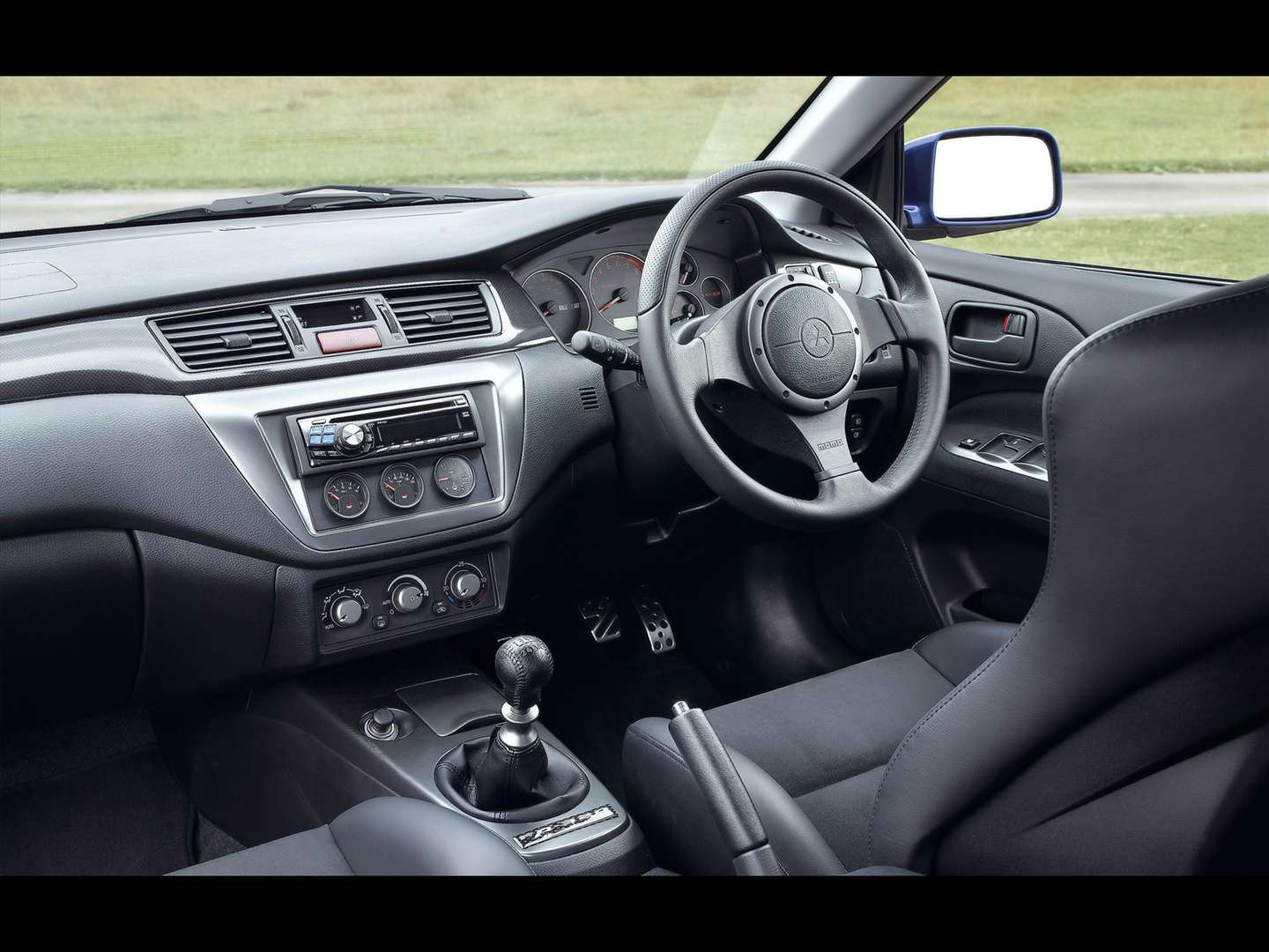 Mitsubishi announces the competitive price of the Lancer Evolution as expected