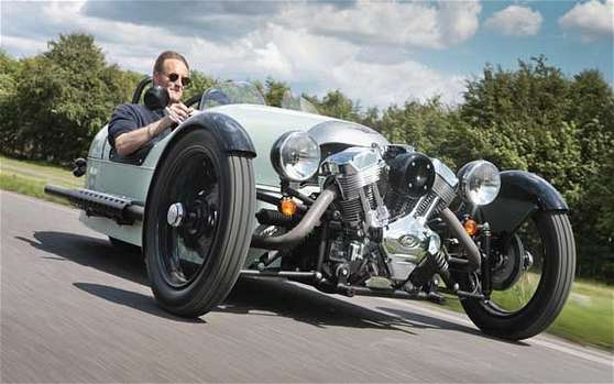 Morgan 3 Wheeler #8597385