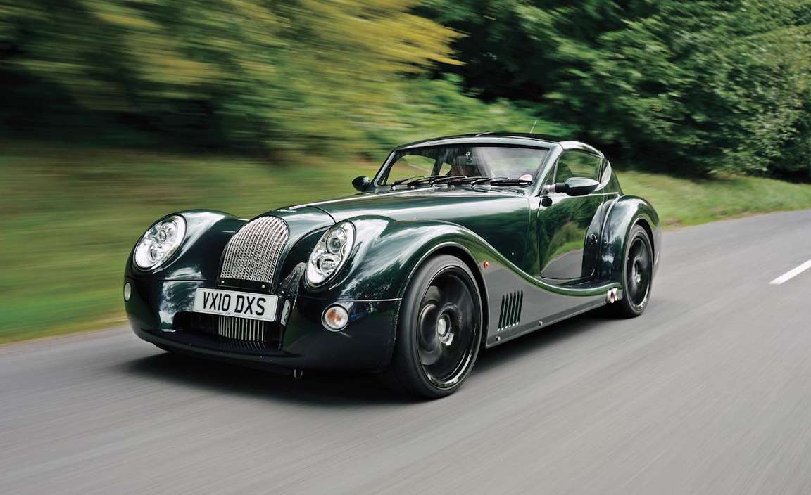Morgan Aero SuperSports #7121468